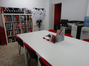 Teachers´ room